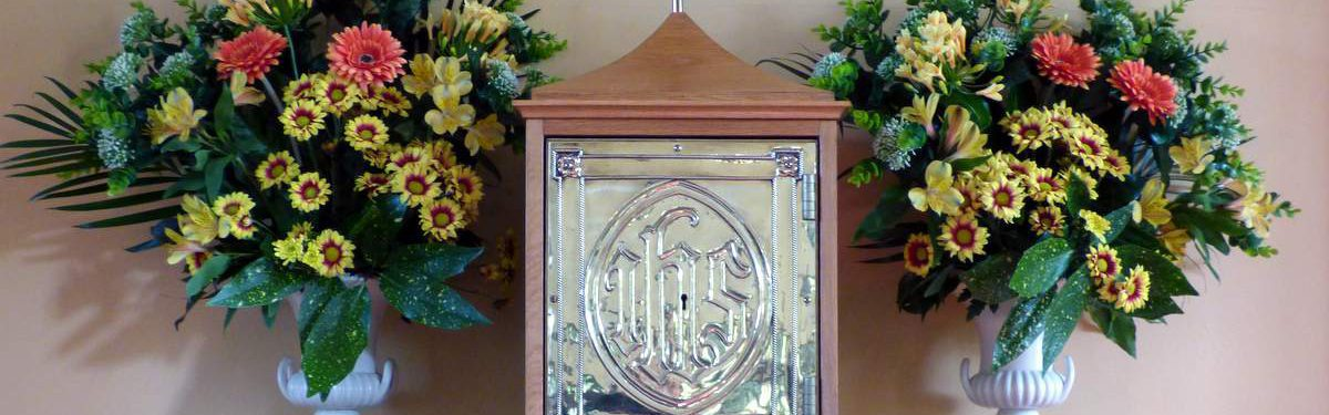 St Mary's Sabden - Tabernacle